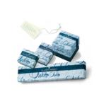 Fülbevaló Autentic rhod. denim blue