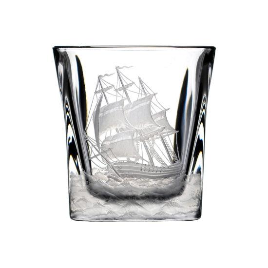 Hajó - Whisky pohár készlet