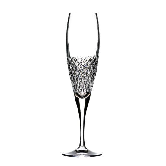 Kristály pezsgős pohár - Solaris